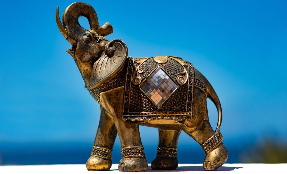 amuletos de elefantes